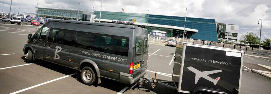 Airport Transfers newcastle airport