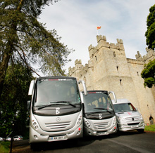 coach and minibus hire newcastle upon tyne