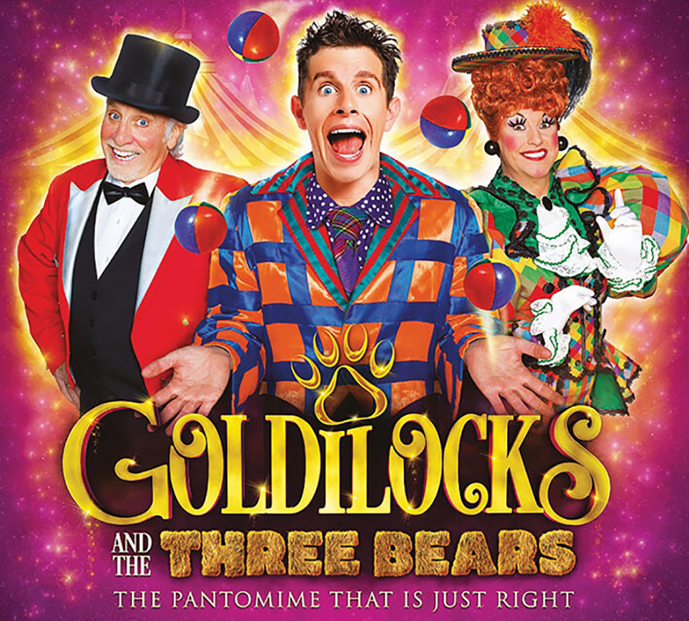 Goldilocks and the Three Bears, Newcastle Theatre Royal