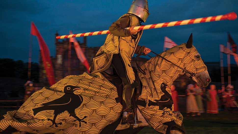 The Spectacular Kynren at Auckland Castle